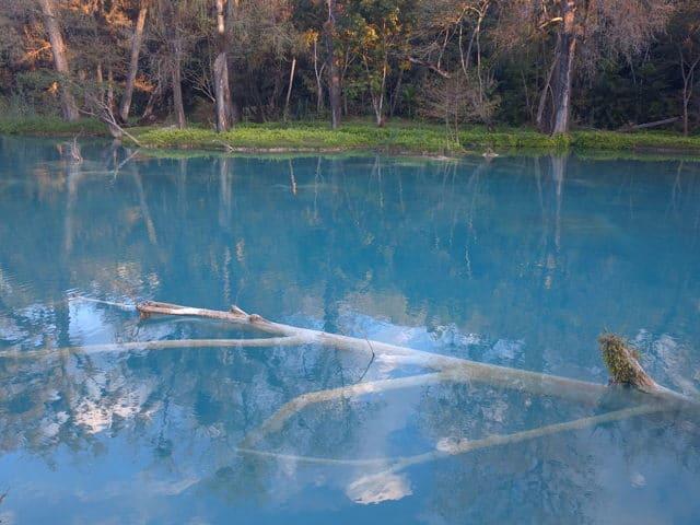 cascada el meco slp agua