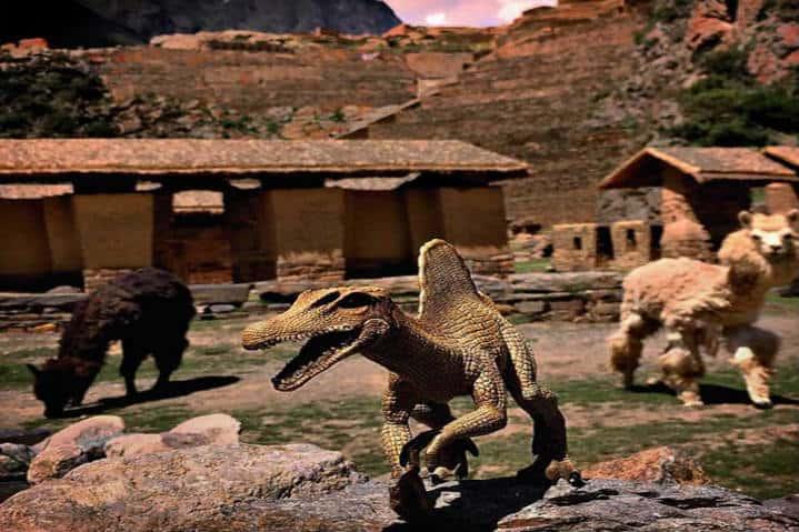 dinosaurios viajeros