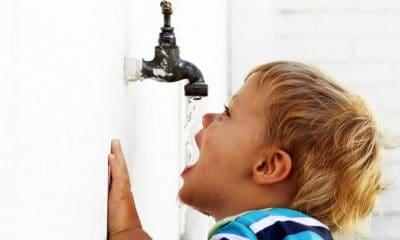 donde se puede beber agua de la llave