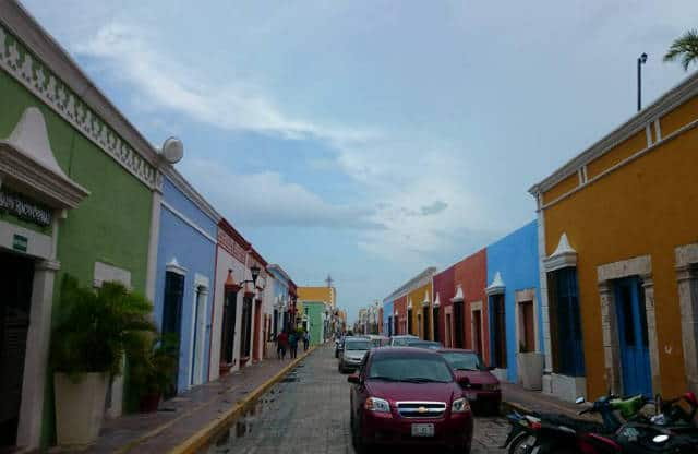 el bastion campeche ciudad