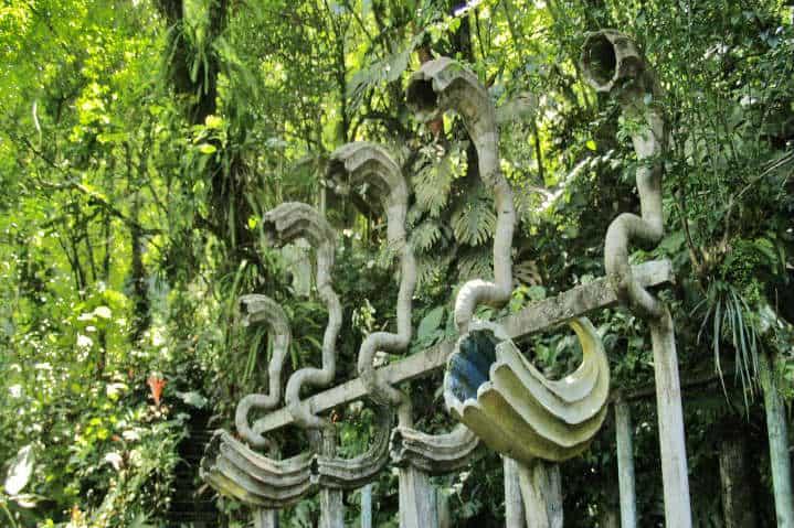 jardin escultorico
