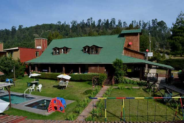 Club tejamaniles foto aerea. Foto: Archivo