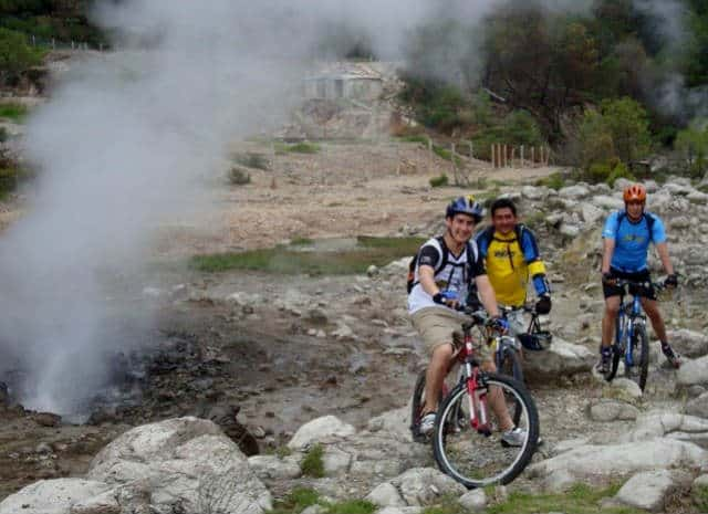 los azufres club tejamaniles bici
