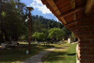 los azufres laguna larga cabañas foto Daniel Cruz