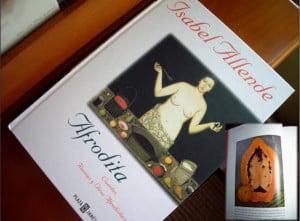 que leer en un viaje afrodita Isabel Allende