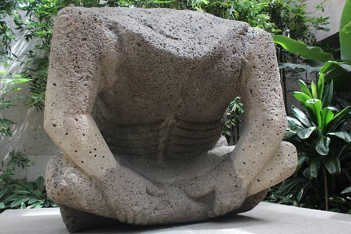 Piezas prehispánicas. Foto: Archivo
