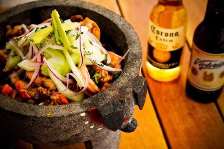 Test gastronomía mexicana