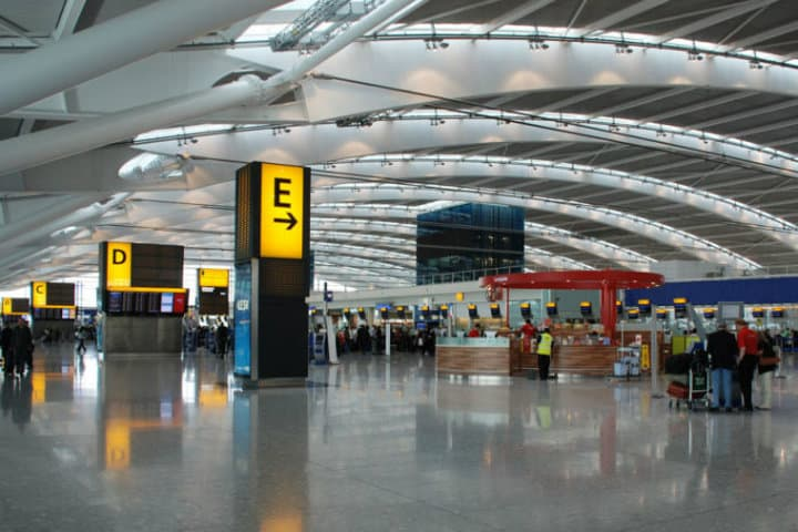 London Heathrow Airport