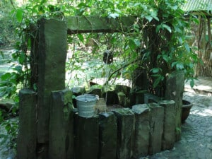 Nanciyaga agua de pozo