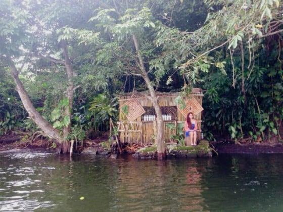 Nanciyaga cabaña