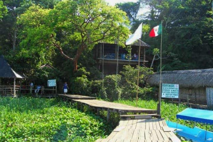 Nanciyaga-entrada