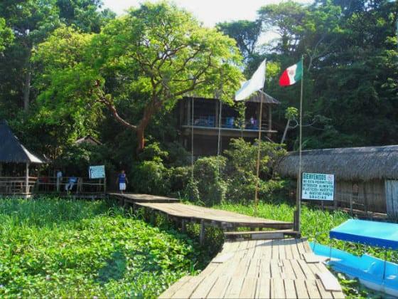 Nanciyaga entrada