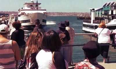 barco choca San Diego