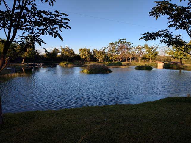 Cabañas refugio del sol en San Luis Potosi