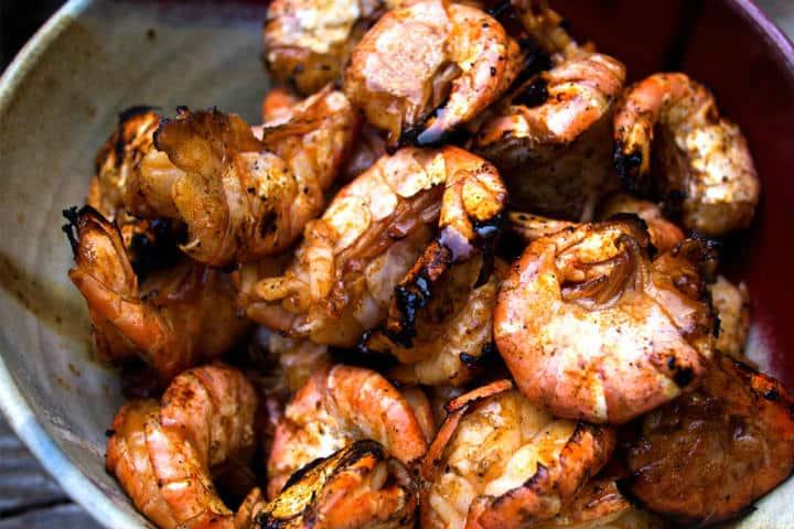 Los camarones cucaracha son originarios de