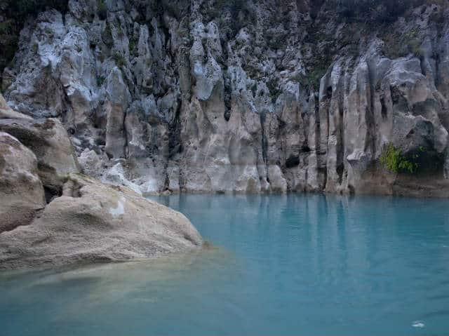 cCascada de Tamul en la Huasteca Potosina