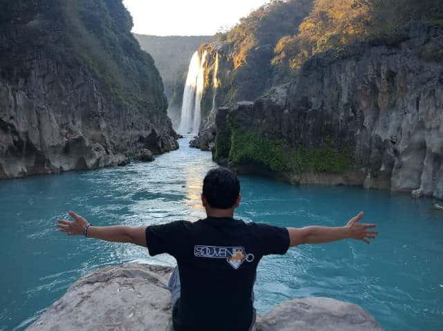 cascada tamul julio Canal de viajes en Youtube