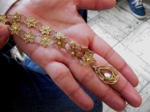 filigrana oaxaqueña rosario