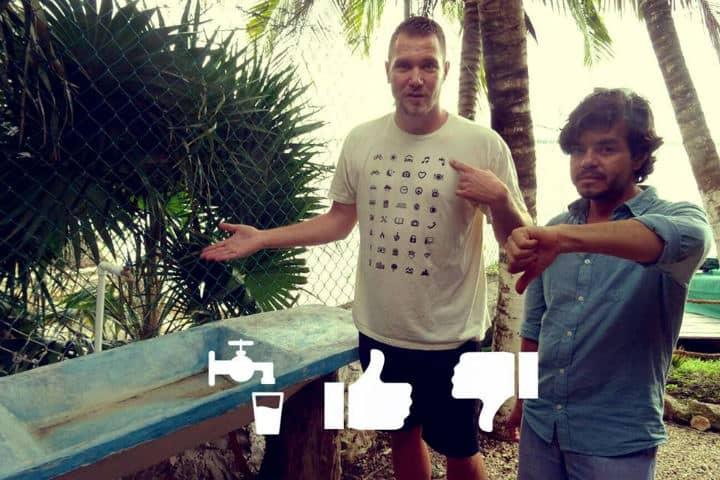 Camiseta Iconspeak para comunicarte en cualquier idioma