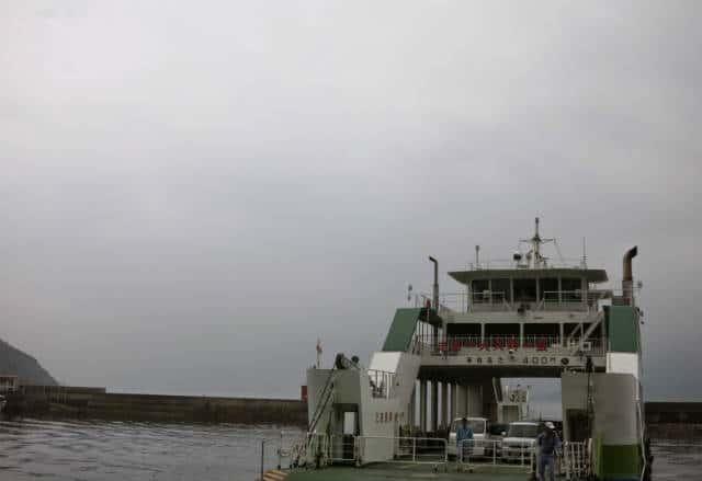 isla conejo ferry