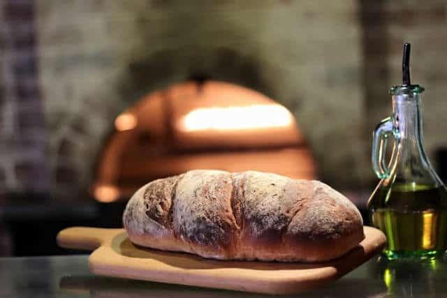 pan di bacco pan y horno