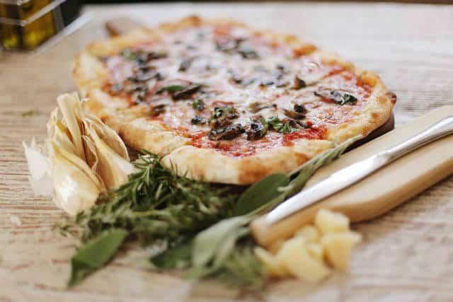pan di bacco pizza