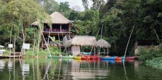 Nanciyaga reserva ecologica Veracruz