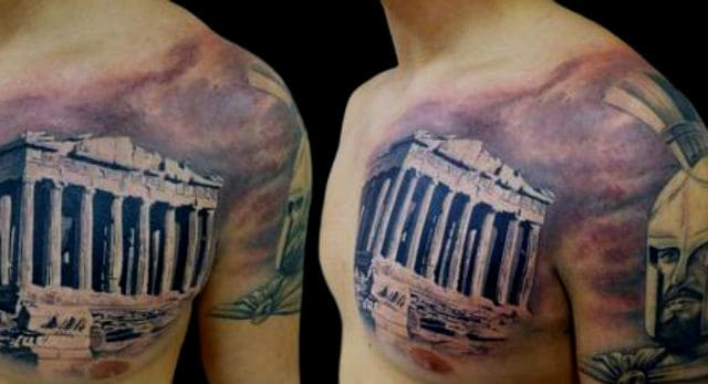 Galería tatuajes de destinos