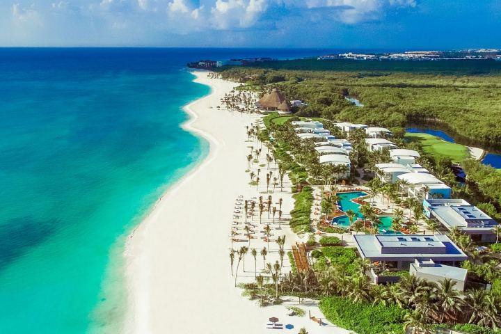 Consejos para reservar un Resort en Playa del Carmen Foto: Azturismo