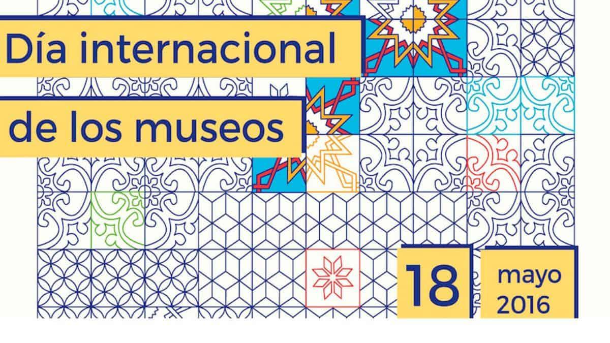 Día internacional de los museos. Portada. Imagen. Archivo