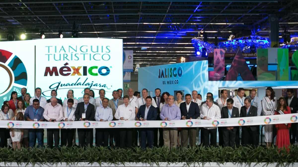 Galería lo mejor del tianguis turístico Guadalajara port