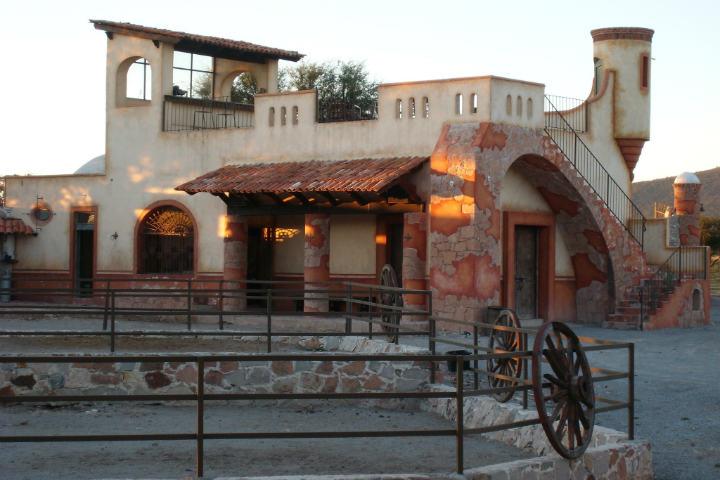 La Hacienda Viñedos Azteca.Foto.Viñedos Azteca.10
