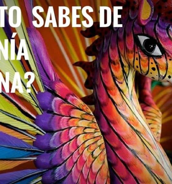Test cuanto sabes de artesanías mexicanas. Portada. Imagen. Archivo
