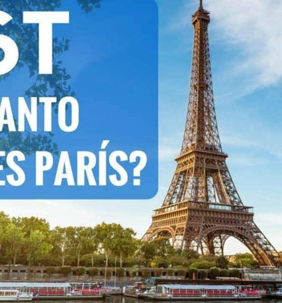 Test que tanto conoces sobre París. Portada. Imagen. Archivo