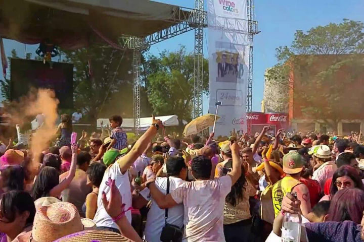 Wine Color & Music Fest.Foto.Youtube.8