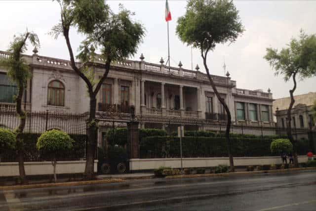 Bucareli palacio