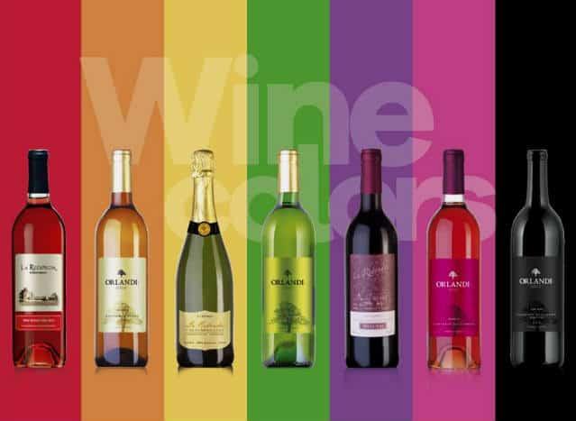 la redonda wine colors