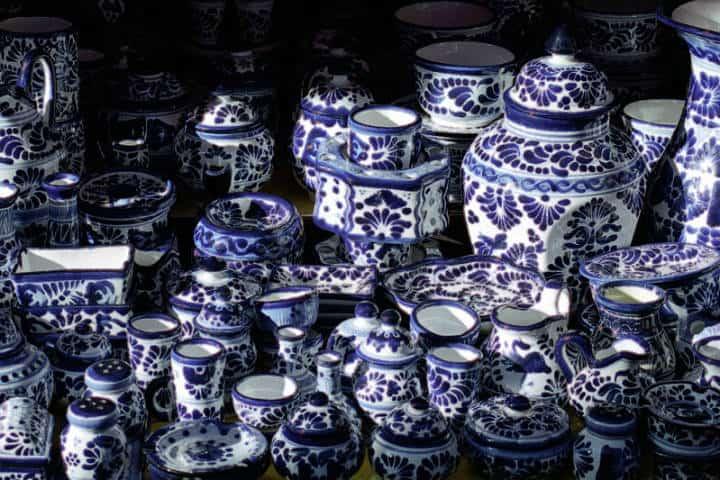 Talavera, la porcelana mexicana