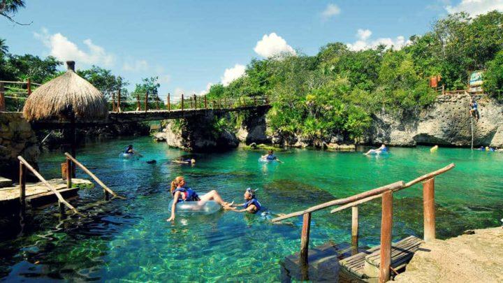 Xelha paraiso Riviera Maya