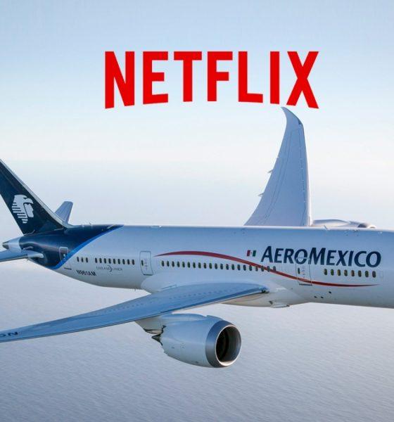 Aeroméxico. Foto por Alto Nivel