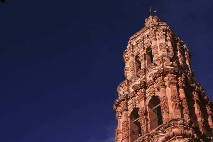 Catedral de Nuestra Señora de los Zacatecas.