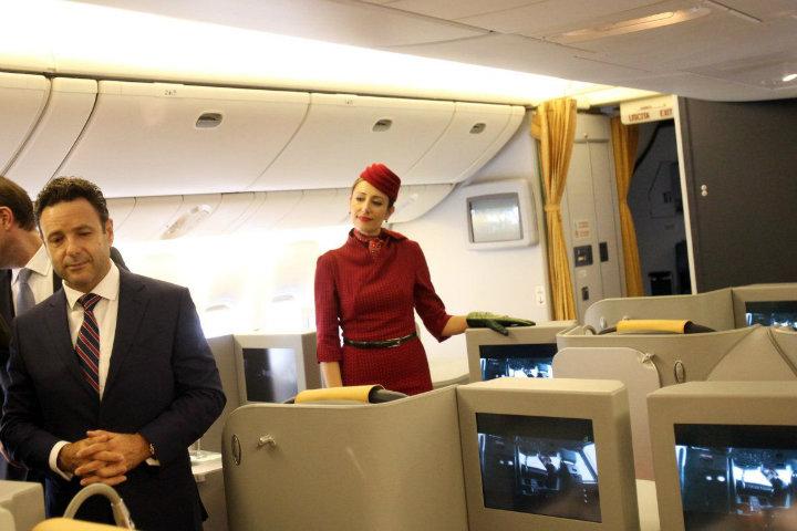 El nuevo vuelo de México a Roma con Alitalia es lo mejor.Foto.Yahoo.1