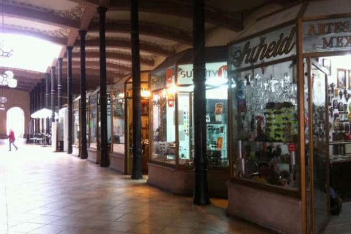 Fin de semana en Zacatecas. Mercado Gonzalez Ortega