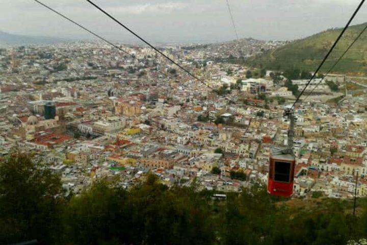 Fin de semana en Zacatecas