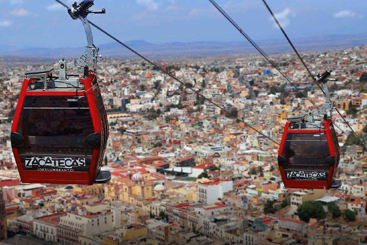 Fin de semana en Zacatecas Foto: Invertour