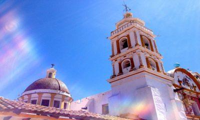 Mejores fotos de pueblos mágicos. Parroquia de Santiago Apóstol. Imagen. Carlos Rafael Sánchez Hidalgo
