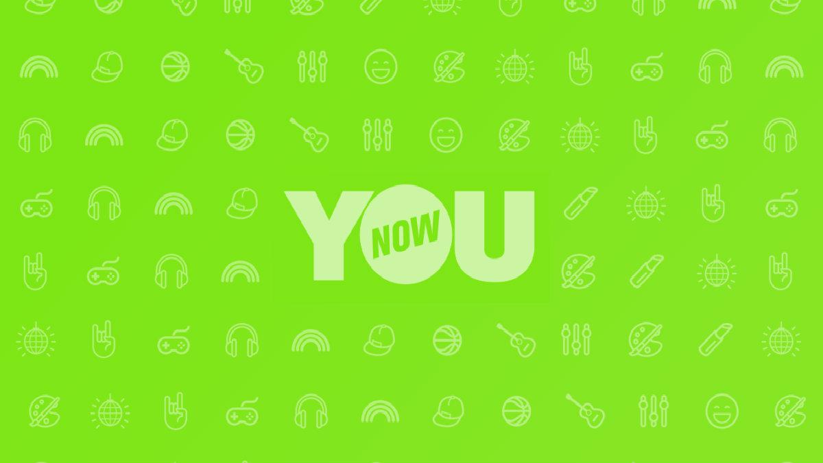 Portada. App YouNow. Imagen: YouNow