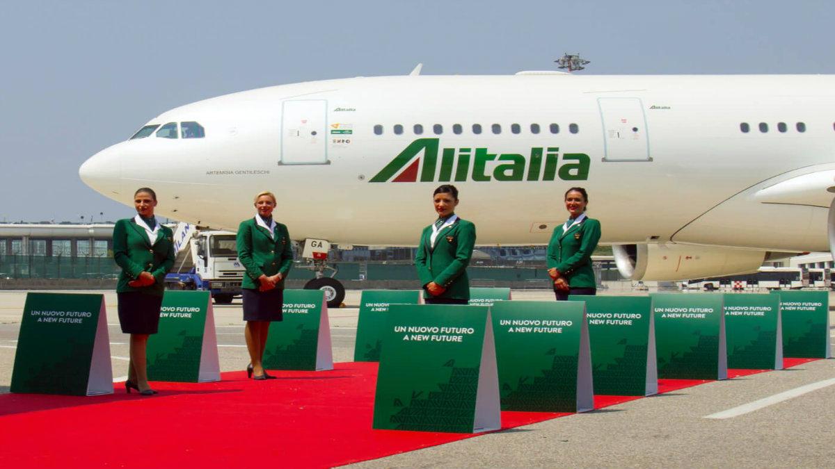 Portada.Vuelo de México a Roma con Alitalia.Foto.Pinterest