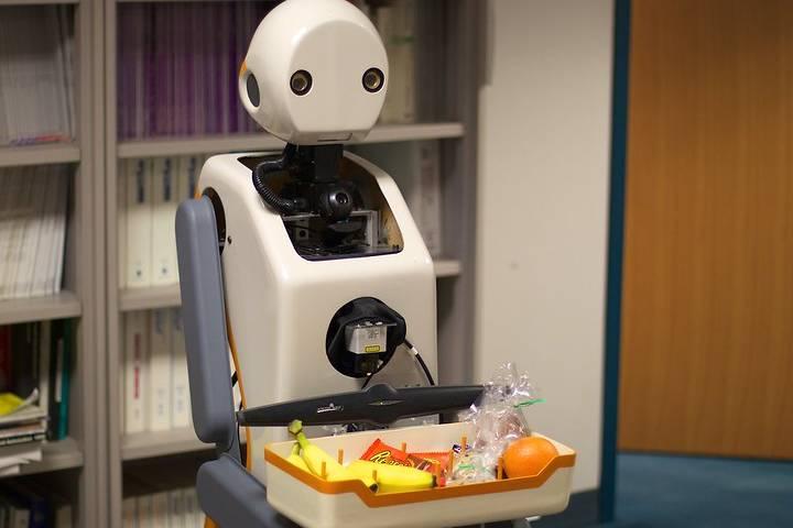 Room service por robots