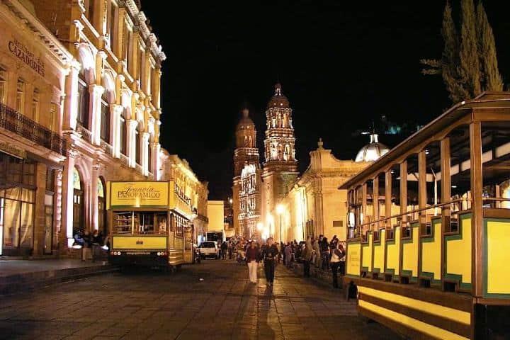 Tranvia Zacatecas. Foto_ Food and Travel